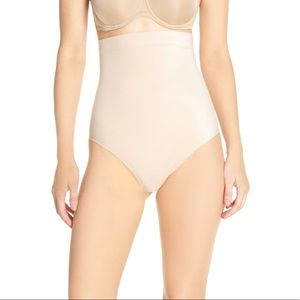 SPANX Suit Your Fancy High Waist Shaping Thong